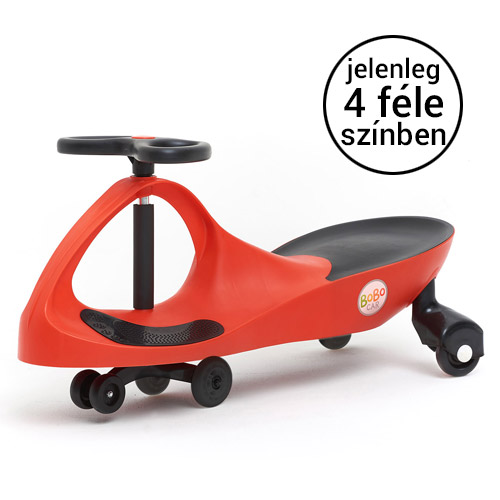 Bobo Car (műanyag kerékkel)